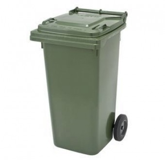 BIN WITH LID