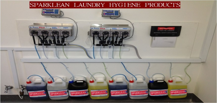 LAUNDRY HYGIENE PRODUCTS